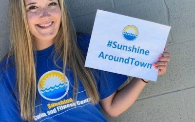 #SunshineAroundTown
