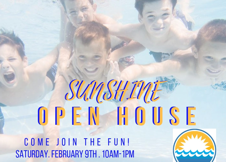 Sunshine Swim Center Open House, Life vest drive