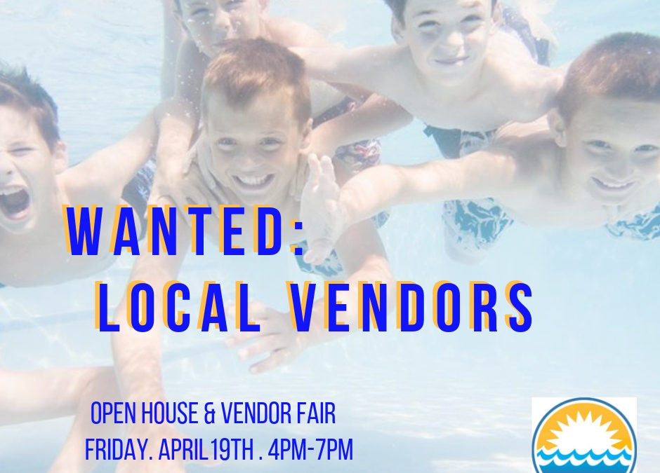 Vendor Fair and Free Swim