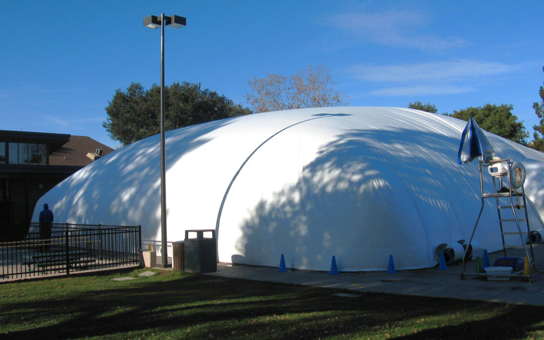 Pool Dome – First in Elk Grove