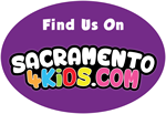 Sacramento4kids Logo | Find Us at Sacramento4kids.com