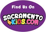 Sacramento4kids Logo | Find Us at Sacramento4kids.com