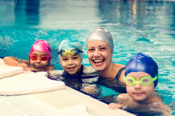 Sunshine Swim Center Group Lessons